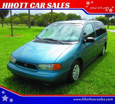 1998 Ford Windstar for sale in Deerfield Beach, FL