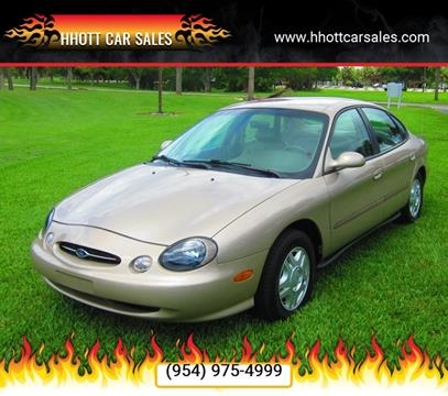 1999 Ford Taurus for sale in Deerfield Beach, FL