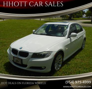 2011 BMW 3 Series for sale at HHOTT CAR SALES in Deerfield Beach FL