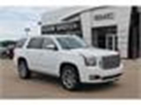 2016 GMC Yukon for sale in Wagoner OK