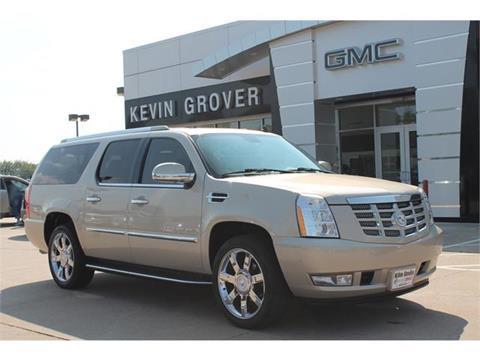 2008 Cadillac Escalade ESV for sale in Wagoner OK