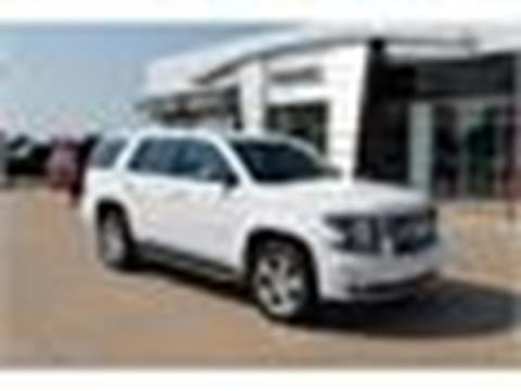 2015 Chevrolet Tahoe for sale in Wagoner, OK