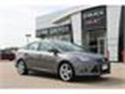 2014 Ford Focus for sale in Wagoner, OK