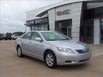 2007 Toyota Camry for sale in Wagoner, OK