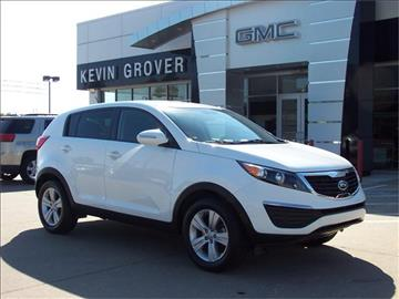 2012 Kia Sportage for sale in Wagoner, OK