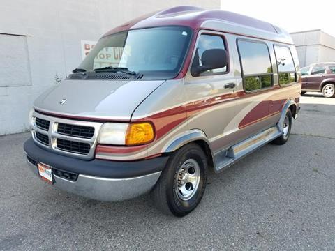1999 Dodge Ram Van for sale in Ferndale, MI