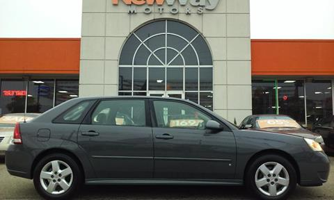 2007 Chevrolet Malibu Maxx for sale in Ferndale, MI