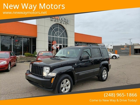 2011 Jeep Liberty for sale in Ferndale, MI