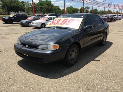 2002 Chevrolet Prizm for sale in Ferndale, MI