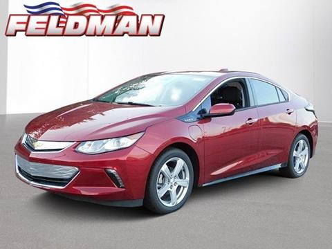 2018 Chevrolet Volt for sale in Highland, MI