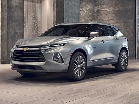 2019 Chevrolet Blazer for sale in Highland, MI