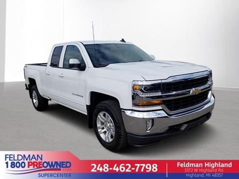 2019 Chevrolet Silverado 1500 LD for sale in Highland, MI
