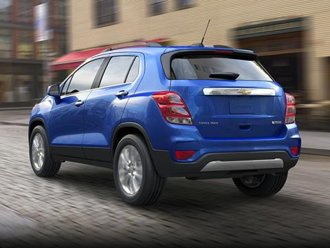 2020 Chevrolet Trax for sale in Highland, MI