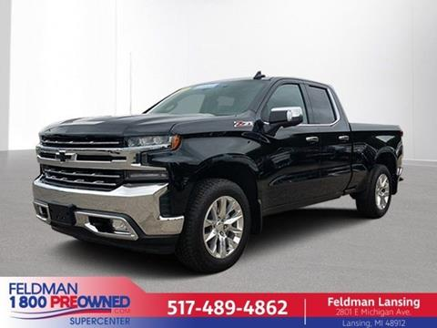 2019 Chevrolet Silverado 1500 for sale in Highland, MI