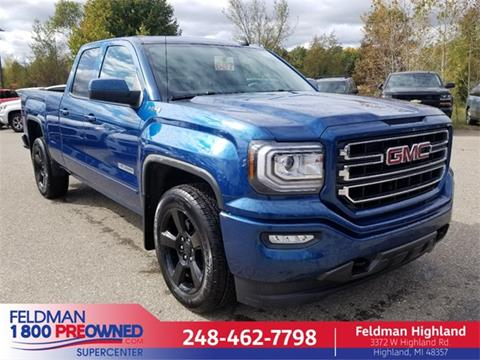 2019 GMC Sierra 1500 Limited for sale in Highland, MI