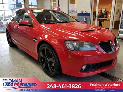2008 Pontiac G8 for sale in Highland, MI