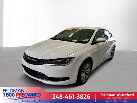 2016 Chrysler 200 for sale in Highland, MI