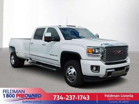 2016 GMC Sierra 3500HD for sale in Highland, MI