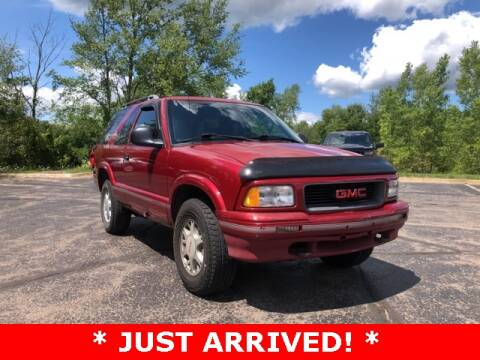 Used Gmc Jimmy For Sale In Michigan Carsforsale Com