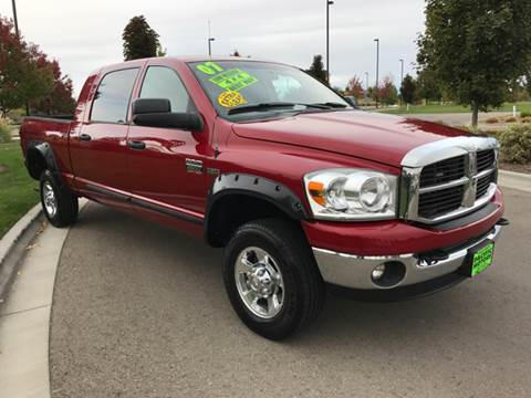 2007 Dodge Ram Pickup 2500 for sale in Boise, ID