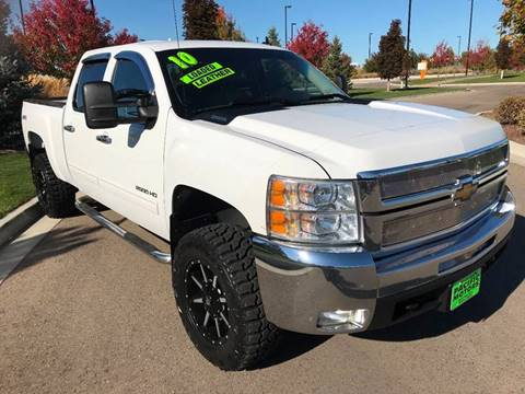 2010 Chevrolet Silverado 2500HD for sale in Boise, ID