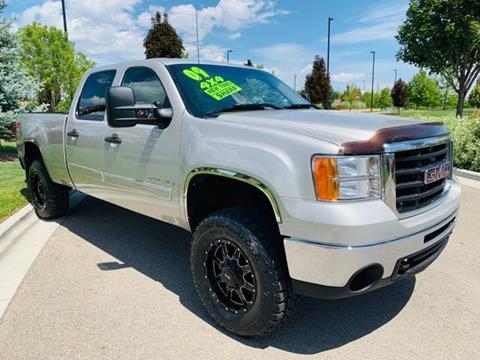 2009 GMC Sierra 2500HD for sale in Boise, ID