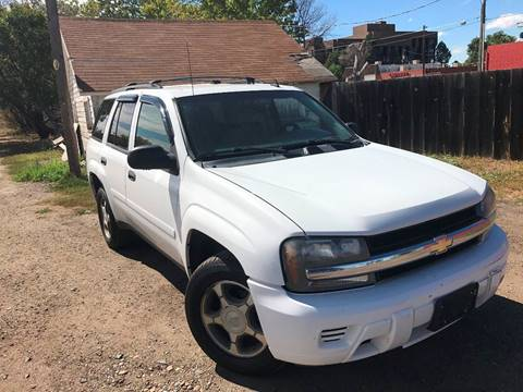 2007 Chevrolet TrailBlazer for sale in Aurora, CO