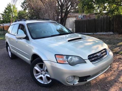 2005 Subaru Outback for sale at 3-B Auto Sales in Aurora CO