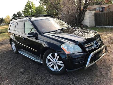 2008 Mercedes-Benz GL-Class for sale at 3-B Auto Sales in Aurora CO