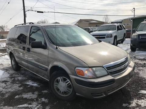 2004 Chevrolet Venture for sale at 3-B Auto Sales in Aurora CO