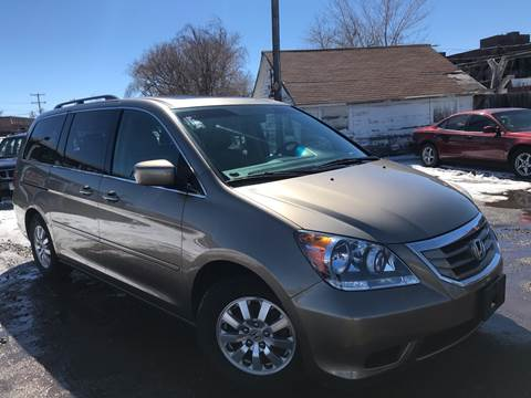 2010 Honda Odyssey for sale at 3-B Auto Sales in Aurora CO