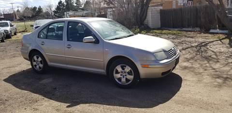 2004 Volkswagen Jetta for sale at 3-B Auto Sales in Aurora CO