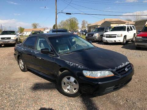 2001 Honda Accord for sale at 3-B Auto Sales in Aurora CO