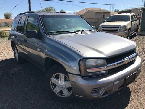 2005 Chevrolet TrailBlazer for sale at 3-B Auto Sales in Aurora CO