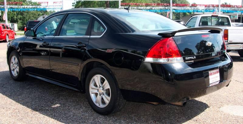 2012 Chevrolet Impala LS Fleet 4dr Sedan - Mobile AL