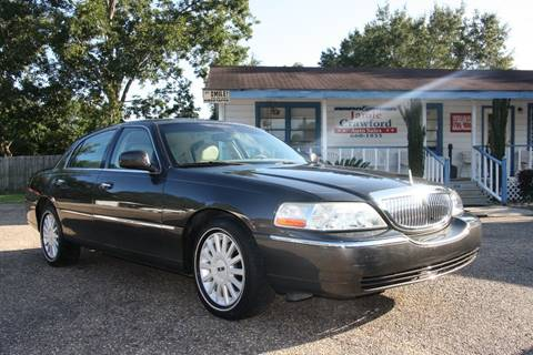 2005 Lincoln Town Car for sale in Mobile, AL