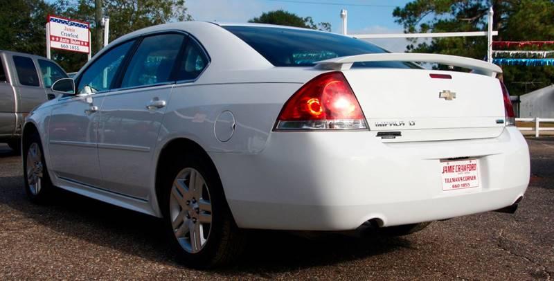 2012 Chevrolet Impala LT Fleet 4dr Sedan - Mobile AL