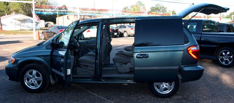 2007 Dodge Caravan SXT 4dr Mini-Van - Mobile AL
