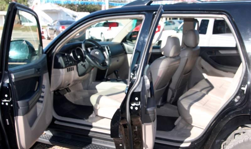 2007 Toyota 4Runner SR5 4dr SUV V6 - Mobile AL