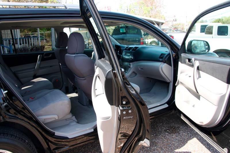 2008 Toyota Highlander Sport 4dr SUV - Mobile AL