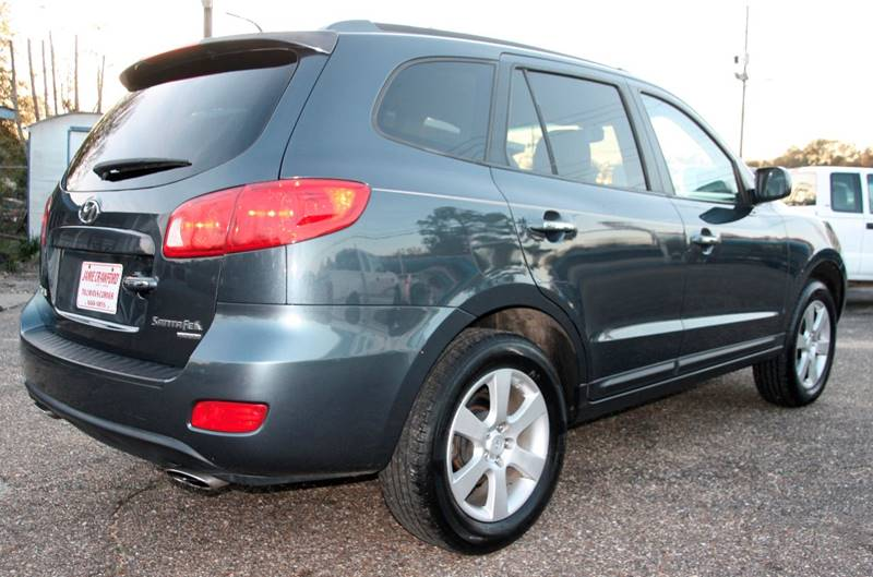 2008 Hyundai Santa Fe Limited 4dr SUV - Mobile AL