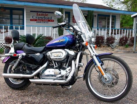 2009 Harley-Davidson xl1200c for sale in Mobile, AL