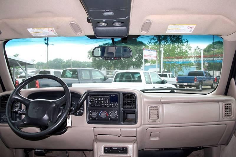 2002 GMC Sierra 1500HD 4dr Crew Cab SLT 4WD SB - Mobile AL