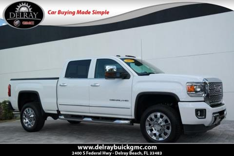 2019 GMC Sierra 2500HD for sale in Delray Beach, FL