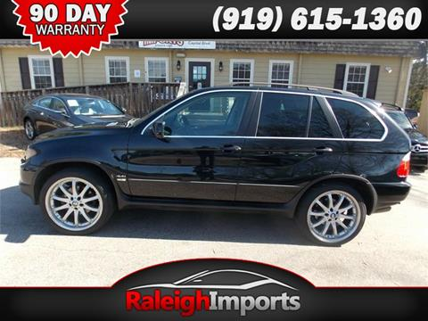 2006 BMW X5 for sale at Raleigh Imports in Raleigh NC