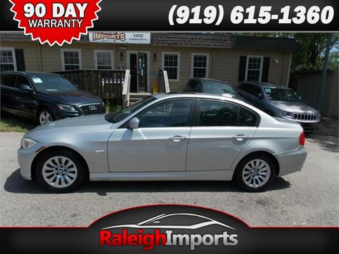 2009 BMW 3 Series for sale at Raleigh Imports in Raleigh NC
