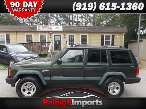 1998 Jeep Cherokee for sale in Raleigh, NC