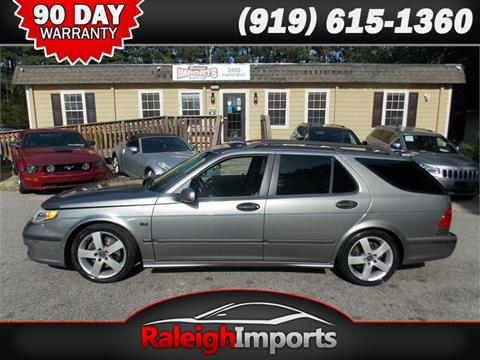 2004 Saab 9-5 for sale in Raleigh, NC
