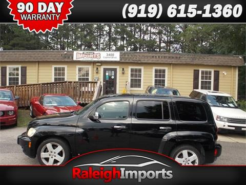 2007 Chevrolet HHR for sale at Raleigh Imports in Raleigh NC