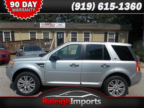 2009 Land Rover LR2 for sale in Raleigh, NC